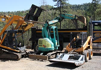 Winters Jr Excavation Equipment
